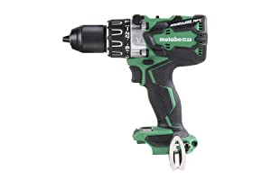 Metabo HPT DV18DBL2Q4 18V Cordless Brushless Hammer Drill, Tool Only - No Battery, Compatible with Hitachi/Metabo HPT 18V Lithium Ion Slide-Type Batteries, Lifetime Tool Warranty