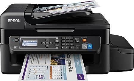 Epson ET-4500 Imprimante Multifonction avec Réservoirs d'Encre Rechargeables