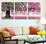 Abstract modern decorative painting h...