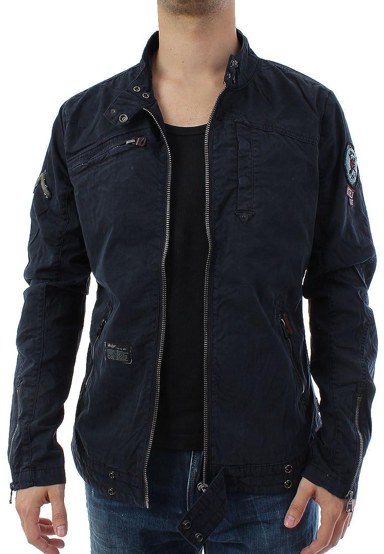 Khujo Blouson Men – DERYL – Navy günstig online kaufen
