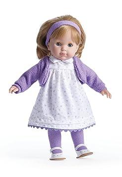 Carla - 36 cm - NOVEDAD! Cuerpo blando Vestido flo