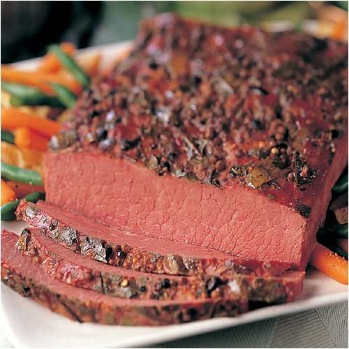 Old Fashioned Corned Beef