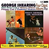 Four Classic Albums Plus (The Swingin's Mutual! / In the Night / Beauty and the Beat / Nat King Cole Sings - George Shearing Plays) [Remastered]