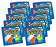 10 x Go Go's Crazy Bones POWER Single Packet