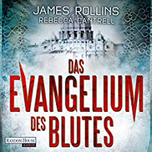 Das Evangelium des Blutes (Erin Granger 1) Hörbuch von James Rollins, Rebecca Cantrell Gesprochen von: Gordon Piedesack