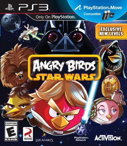 Angry Birds Star Wars - Playstation 3