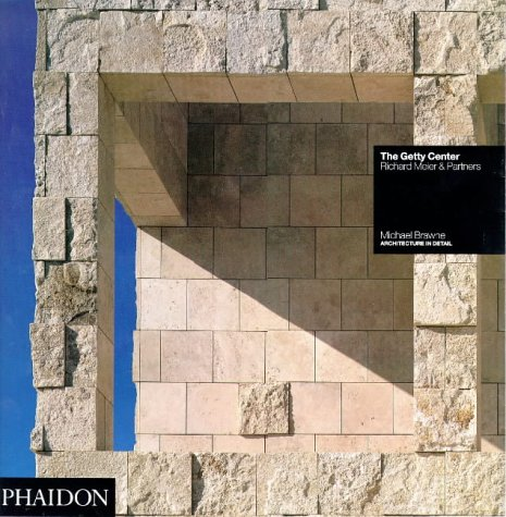 The Getty Center (Architecture in Detail) (Phaidon Architecture In Detail compare prices)