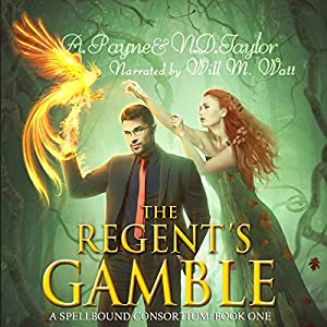 The Regent's Gamble Audiobook