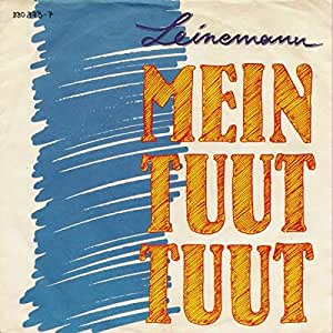 Leinemann - Mein Tuut Tuut (1985) / Vinyl single [Vinyl