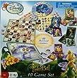 Disney Fairies TinkerBell 10 Game Set