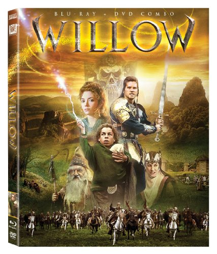 6190AjTKr9L Willow (Blu ray / DVD Combo)