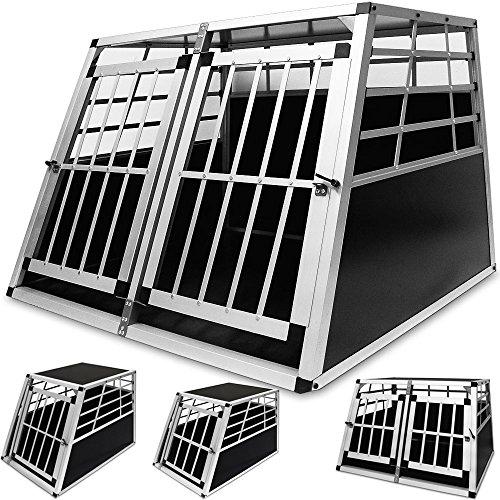 Hundetransportbox-aus-leichtem-Alu-mit-verschliebarer-Tr-91x65x70cm