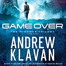 Game Over Audiobook by Andrew Klavan Narrated by Andrew Kanies
