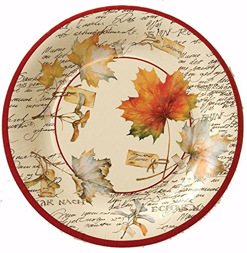 ... an excellent addition to any Thanksgiving dinner fall party or harvest party Disposable plates are ideal for serving turkey and all the Thanksgiving ...  sc 1 st  Thanksgiving Wikii & Thanksgiving Paper Plates | Thanksgiving Wikii