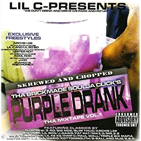 Amazon.com: Purple Drank Mixtape Vol. 1: Lil C: MP3 Downloads