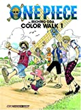 One Piece Color Walk Art Book, Vol. 1 (The Art of Shonen Jump) (1421501597) by Eiichiro Oda