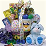 Hoppin Easter Fun: Boys Child Easter Basket Ages 3 to 5 Years Old