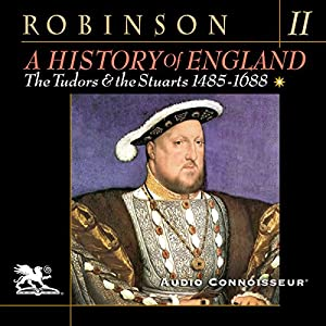 A History of England, Volume 2: The Tudors and the Stuarts: 1485 - 1688 Audiobook