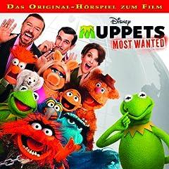 Muppets - Most Wanted (Das Original-H�rspiel Zum Film) [+booklet]