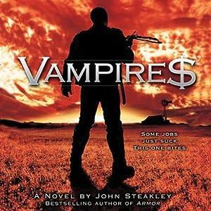 Vampire$ Audiobook