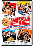 American Pie 4-Movie Unrated Collection (Bilingual) [DVD]