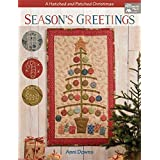 Join a fun and festive celebration of the season with this varied collection from well-known Australian designer Anni Downs of Hatched and Patched. You'll enjoy charming patchwork projects that feature embroidery and applique, all in Anni's whimsical...