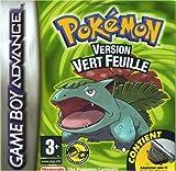 echange, troc Pokemon version Vert Feuille