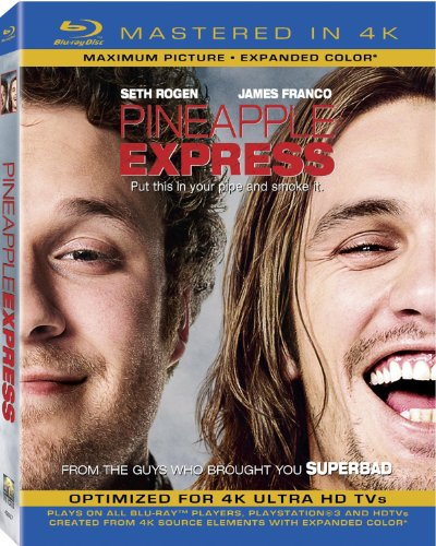 Pineapple Express (Mastered In 4K) (Single-Disc Blu-Ray + Ultraviolet Digital Copy)
