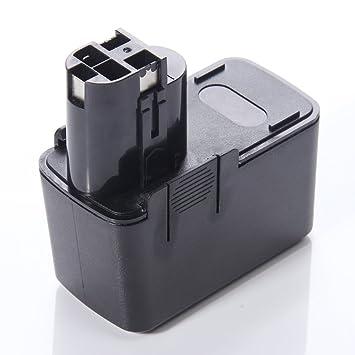 2000mAh Drill Battery for Bosch 9.6V PSR120 PSB 12VSP-2 GSR 12VES-3 BAT011 3300K