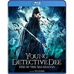 Young Detective Dee: Rise of the Sea Dragon [Blu-ray]