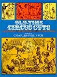 Old-Time Circus Cuts: A Pictorial Archive of 202 Illustrations (Dover Pictorial Archives)