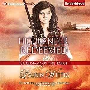 Highlander Redeemed Audiobook