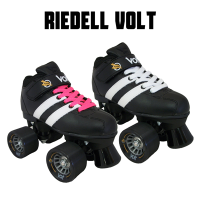 Riedell Volt Quad Speed Skates
