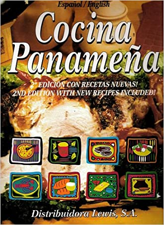 Cocina Panameña (English and Spanish Edition)