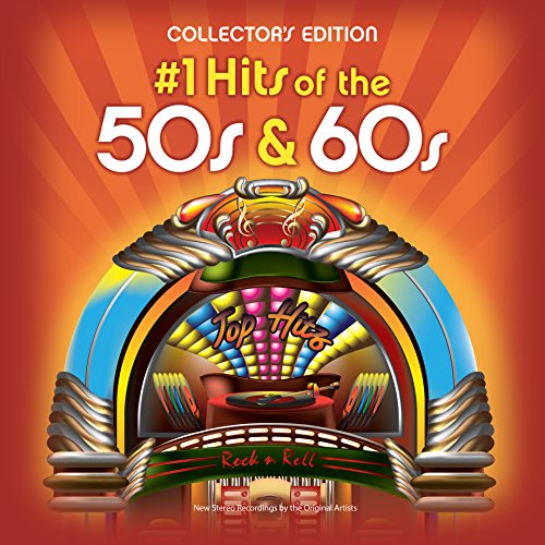 1-Hits-of-the-50s-60s-Collectors-Edition-Vinyl-LP-Record
