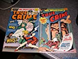 Mr. Monsters True Crime No. 1 (Super-Duper Special No. 3, September 1986)