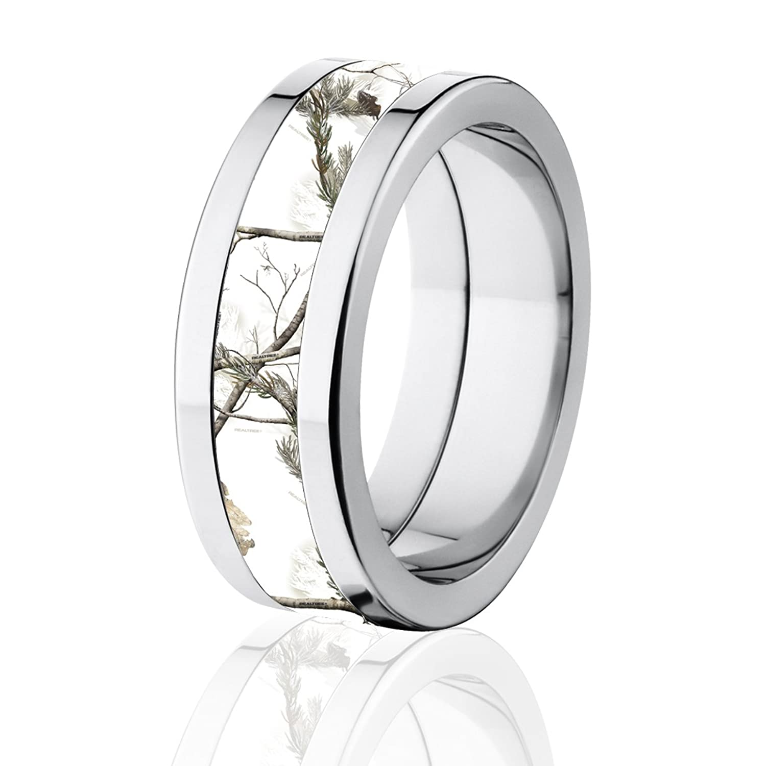 pin camo wedding rings images on