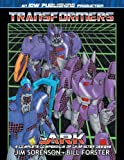 Transformers: The Ark-A Complete Compendium of Character Designs (Transformers (Idw))