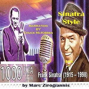 Sinatra Style Audiobook
