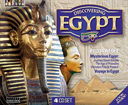 Discovering Egypt (4 CD-ROM)