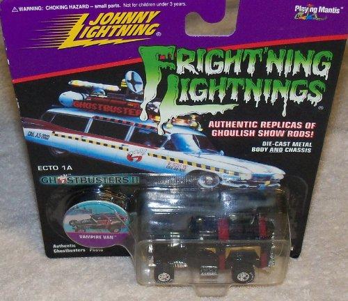 Johnny Lightning Frightning Lightning GHOSTBUSTER II Vampire Van