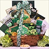 Luck O' The Irish ~ Large: St. Patrick's Day Gourmet Gift Basket