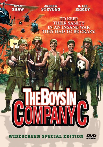 Cover art for  The Boys in Company C (Special Edition)