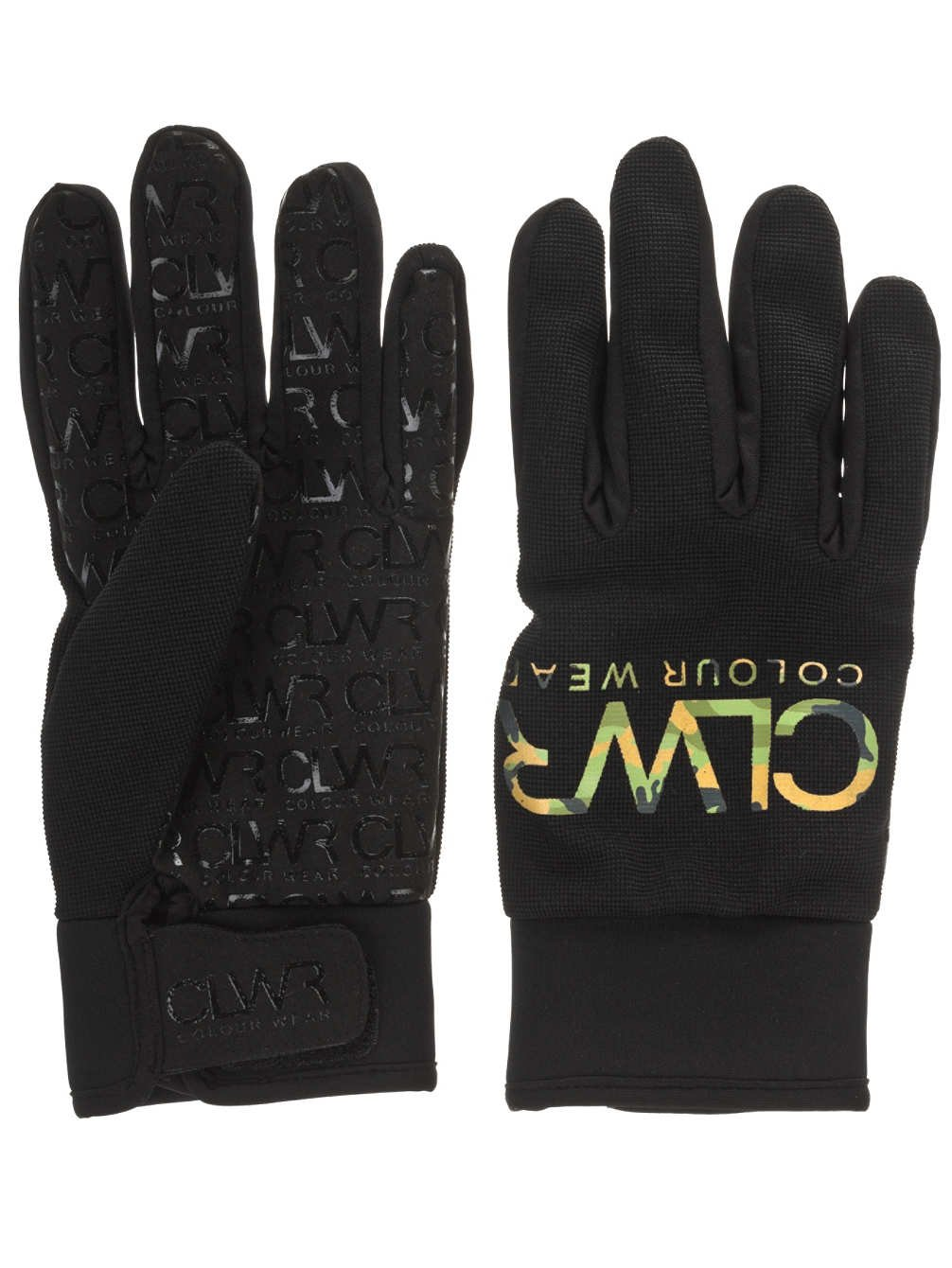 худи clwr clwr cl003emtqu27 Colour Wear CLWR Gloves Mens Unisex Ski Snowboard Winter New 2015