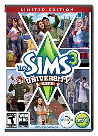 The Sims 3: University Life [Download]