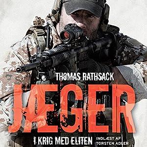 Jæger - I krig med eliten [Hunters - at War with the Elite] Audiobook
