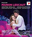 Manon Lescaut: Royal Opera House (Pappano) [Blu-ray]