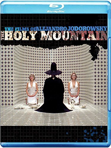 The Holy Mountain [Blu-ray] by Abkco
