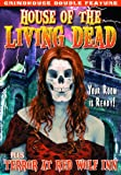 Grindhouse Double Feature: House of The Living Dead/Terror at The Red Wolf Inn [DVD] [Region 1] [US Import] [NTSC]