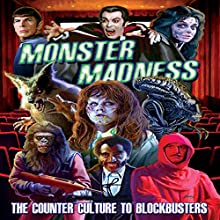 Monster Madness: The Counter Culture to Blockbusters Radio/TV Program Auteur(s) : Gary Svehla, Susan Svehla Narrateur(s) : Tom Proveaux, Janet Leigh, William Shallert, Robert Clarke, Robert Wise, Samuel Z. Arkoff, Patricia Hitchcock